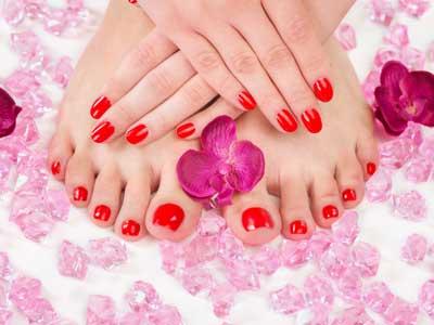 Teilreflexzonen-Massage